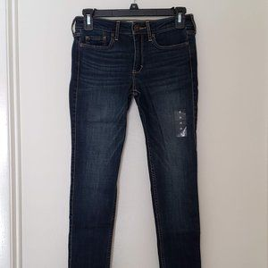 Abercrombie & Fitch Super Skinny Jeans, size 2s
